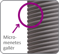 Micro Grooved
