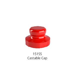 castable-cap