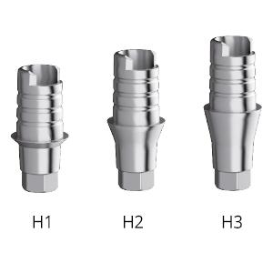 Non-rotating-CEC-titanium-bases