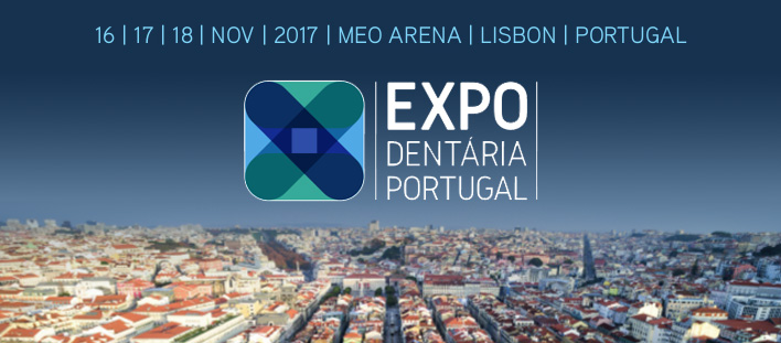 16th/17th/18th Of November – Expodentária Portugal 2017