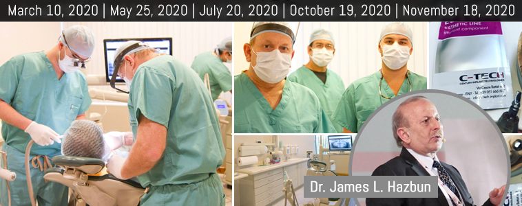 One Day Prosthetics & Surgical Training in Dental Implants (live demonstration)
