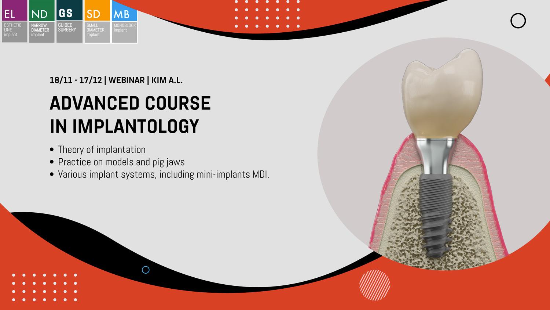 SPB INSTOM (Dentistry institute) Advanced course